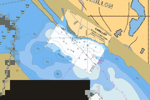 Carillon Marine Chart - Nautical Charts App