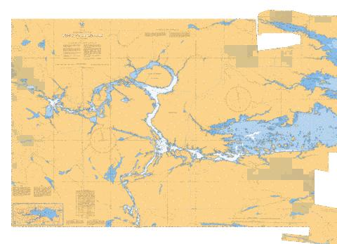 WEST BAY TO/� WEST ARM Marine Chart - Nautical Charts App