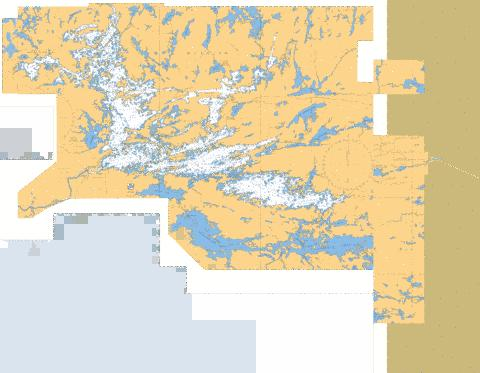RAINY LAKE/LAC � LA PLUIE Marine Chart - Nautical Charts App