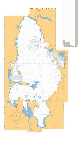 BRERETON LAKE Marine Chart - Nautical Charts App