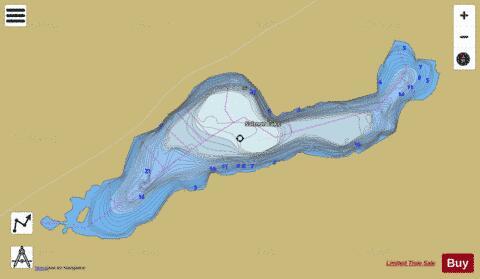 salmon lake bc map Salmon Lake Fishing Map Ca Bc Salmon Lake A Bc Nautical salmon lake bc map