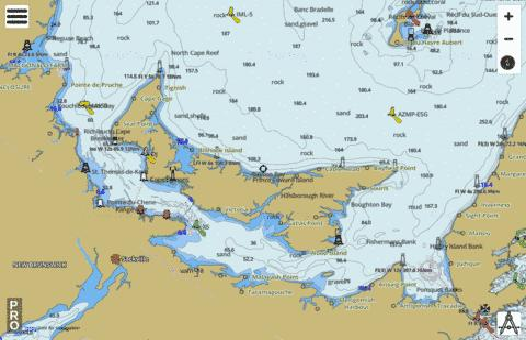 Northumberland Strait (Marine Chart : CA_CA276286) | Nautical Charts App