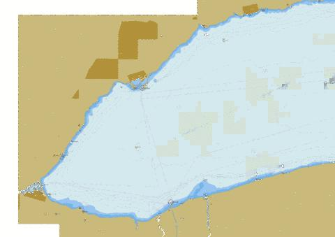 Lake Ontario\Lac Ontario, Western Portion\Partie ouest Marine Chart - Nautical Charts App