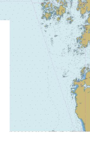 Hakai Passage to Fitz Hugh Sound (Part 1 of 2) Marine Chart - Nautical Charts App