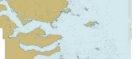Atli Inlet to\a Selwyn Inlet (North Portion, Part 2 of 2) Marine Chart - Nautical Charts App