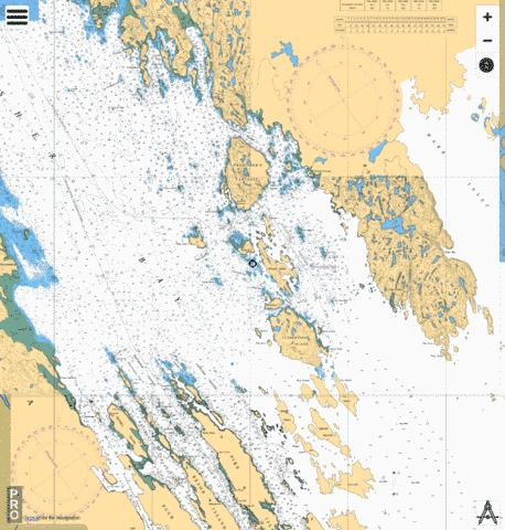 Culbertson Island to/� Frobisher's Farthest Marine Chart - Nautical Charts App