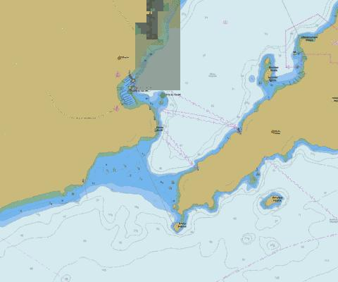 Shoal Channel Marine Chart - Nautical Charts App
