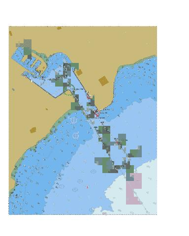 Oshawa Harbour Marine Chart - Nautical Charts App