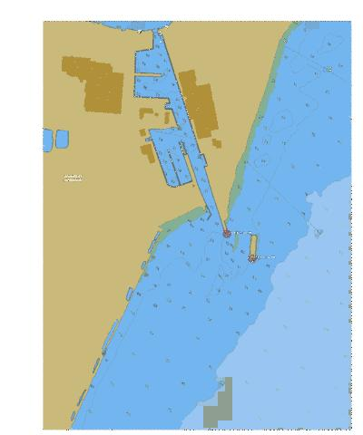 Wheatley Harbour Marine Chart - Nautical Charts App