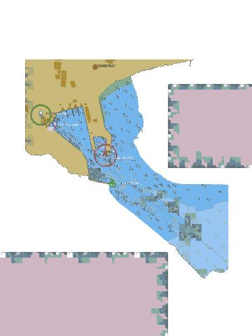 Kingsville Harbour Marine Chart - Nautical Charts App