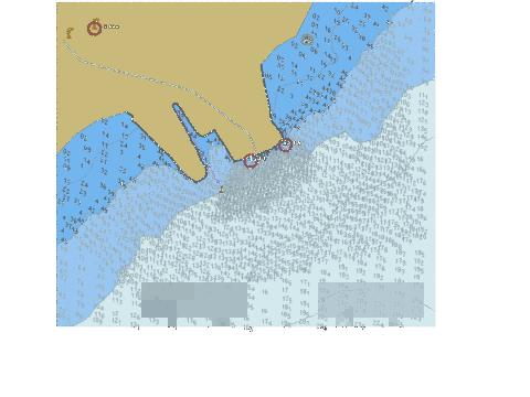 St. Mary's Cement, Bowmanville Marine Chart - Nautical Charts App
