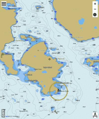 McCallum Marine Chart - Nautical Charts App