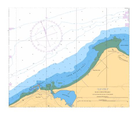 Cap-Chat Marine Chart - Nautical Charts App