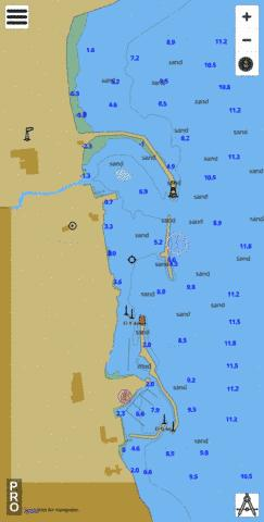 Roberval Marine Chart - Nautical Charts App
