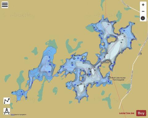 black lake fishing map Black Lake Fishing Map Ca On Ca On R 103384380 On Nautical black lake fishing map