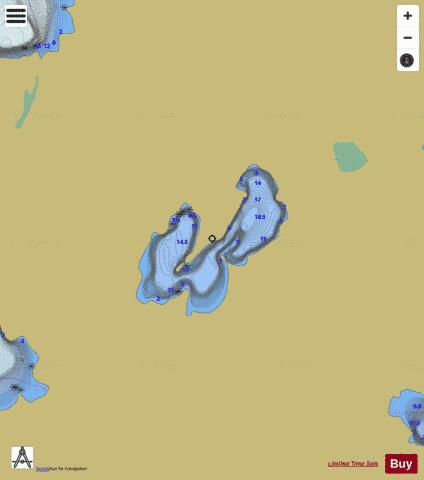 NL Fishing Map - i-Boating App