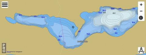 Rottier L. Fishing Map - i-Boating App