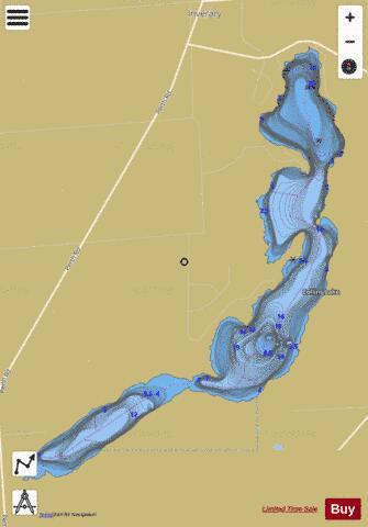 collins lake fishing map Collins Lake Fishing Map Ca On Collins Lake On Nautical collins lake fishing map