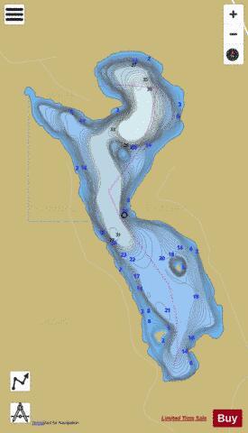 fox lake fishing map Fox Lake Fishing Map Ca On Fox Lake On Nautical Charts App fox lake fishing map