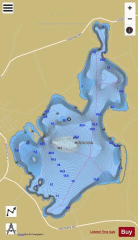 moira lake fishing map Stoco Lake Fishing Map Ca On Stoco Lake On Nautical Charts App moira lake fishing map