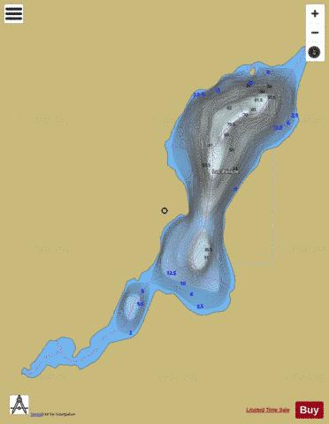 Pericle, Lac Fishing Map - i-Boating App