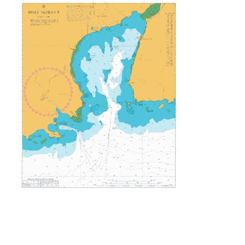 B  Port Morant Marine Chart - Nautical Charts App