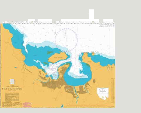 Port Antonio Marine Chart - Nautical Charts App
