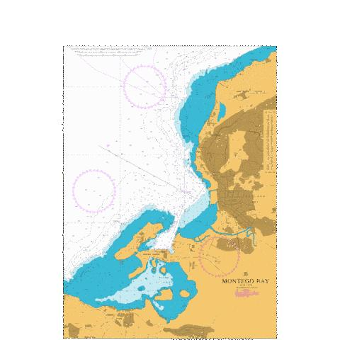 B Montego Bay Marine Chart - Nautical Charts App