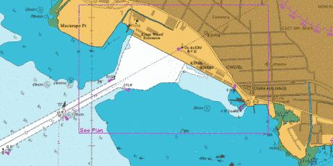 Grier Basin Marine Chart - Nautical Charts App