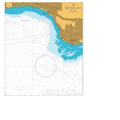 B Oistins Bay Marine Chart - Nautical Charts App