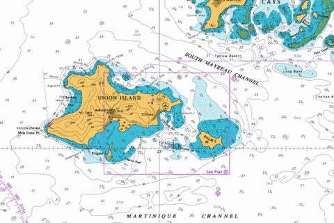 B  Clifton Harbour Marine Chart - Nautical Charts App
