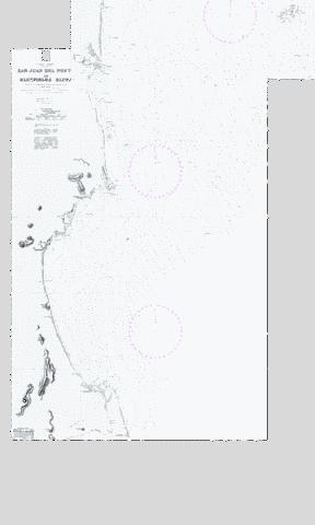 San Juan Del Norte (Greytown) to Bluefields Bluff Marine Chart - Nautical Charts App