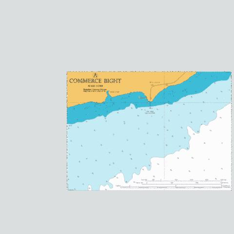 A  Commerce Bight Marine Chart - Nautical Charts App