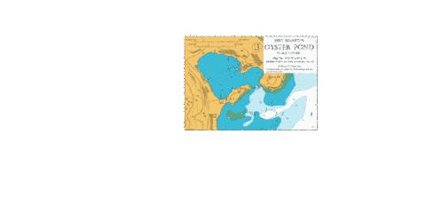 E  Oyster Pond Marine Chart - Nautical Charts App