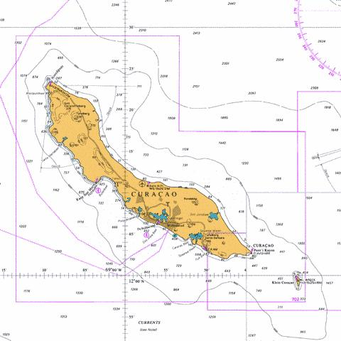 C Curacao Marine Chart Cb Nc 0702 3 Nautical Charts App