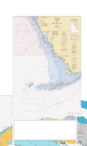 LEASE BLOCK FOR HAVANA TO TAMPA BAY Marine Chart - Nautical Charts App