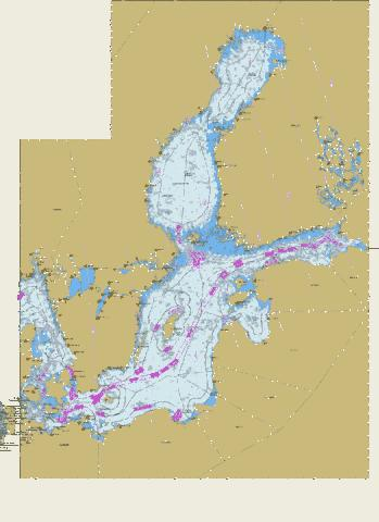 Baltic Sea (Marine Chart : DE110000) | Nautical Charts App