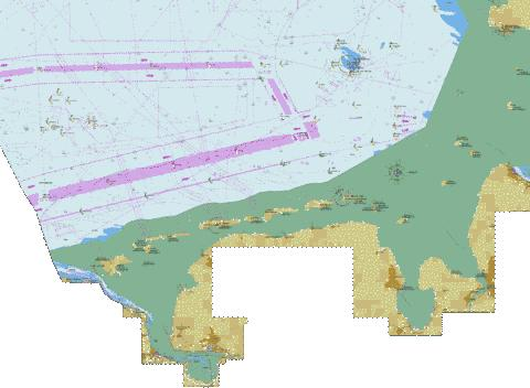 Waters south of Helgoland Marine Chart - Nautical Charts App