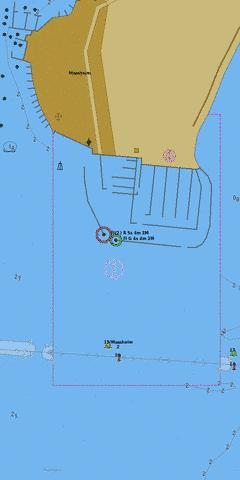 Maasholm Marine Chart - Nautical Charts App