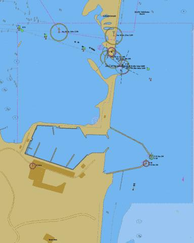 Schleimuende and Olpenitz Marine Chart - Nautical Charts App