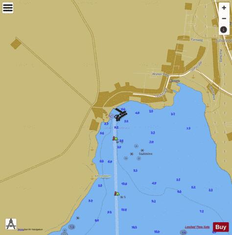 BREEGE Marine Chart - Nautical Charts App