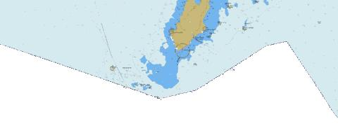 Irbe Strait to Estonian border Marine Chart - Nautical Charts App