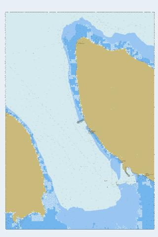 Pakri Bay Marine Chart - Nautical Charts App