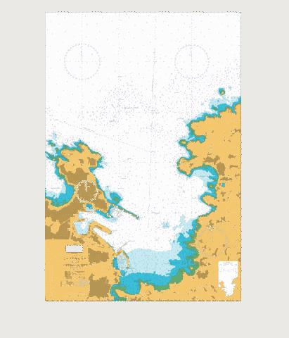 La Coruna and Approaches Marine Chart - Nautical Charts App