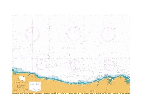 Santona to Gijon Marine Chart - Nautical Charts App