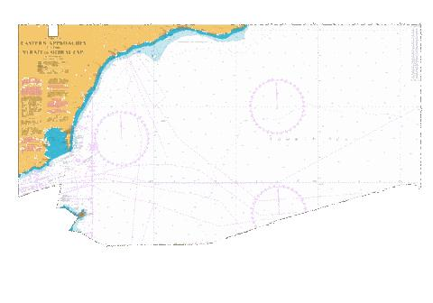 Eastern Approaches to the Strait of Gibraltar Marine Chart - Nautical Charts App