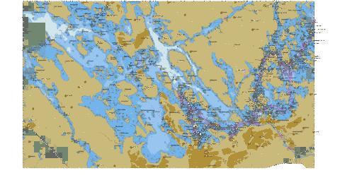 Lappeenranta Marine Chart FIFI4SAI01 Nautical Charts App