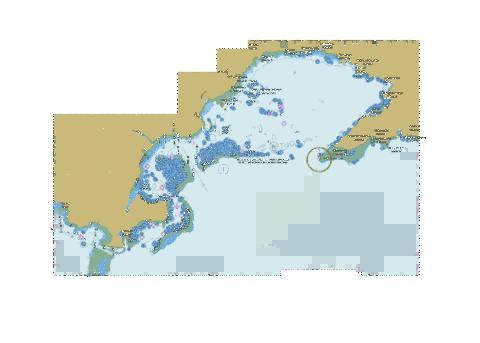Fiji Islands - Savusavu Bay (Marine Chart : FJ_GB400378