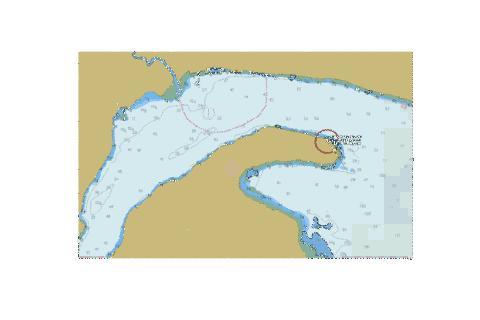 Northen Vanuatu Espiritu Santo Luganville Marine Chart