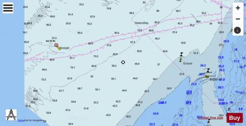 All Netherlands : 1R7588FI Marine Chart - Nautical Charts App